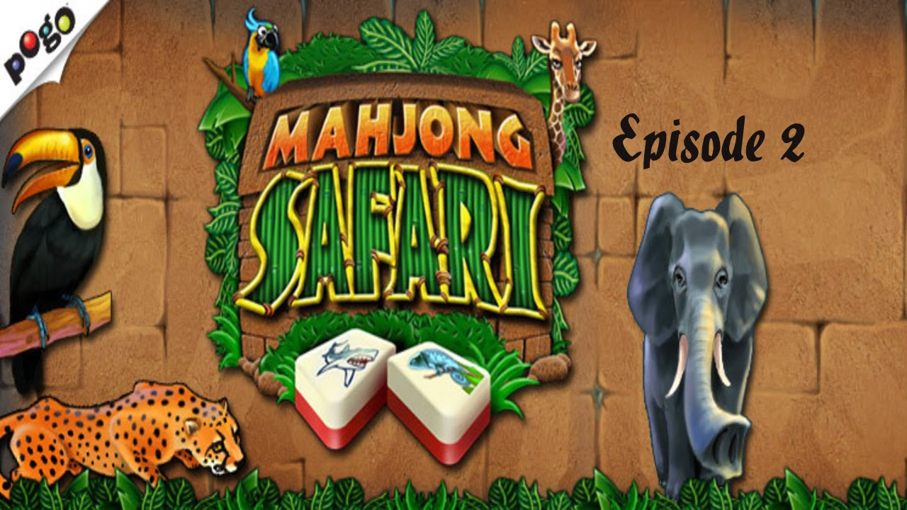 Pogo Games Mahjong Safari Episode 2 Hard Difficulty