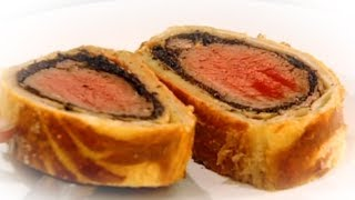 Fillet of Beef Wellington - Gordon Ramsay