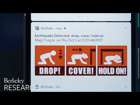 Kari Steele - California Now Has An App To Tell You When Earthquakes Are Coming!