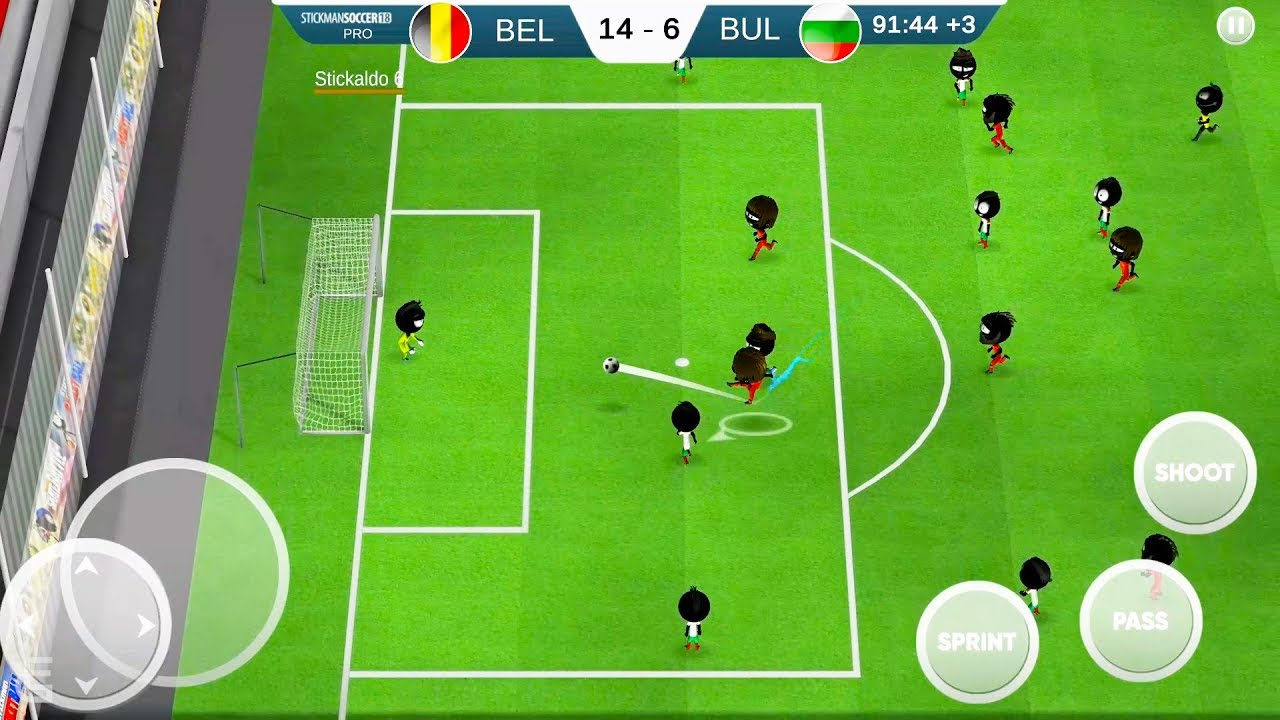 descargar stickman soccer 2017 apk