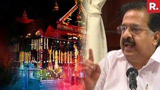 Kerala Congress Attacks Cops   #Sabarimala