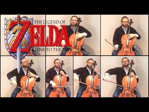 Zelda Cello - Hyrule Castle - A Link to the Past