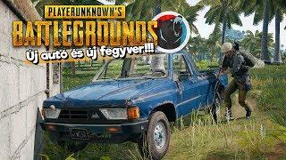 Baixar Új fegyver (QBU) és új jármű (RONY) érkezik hamarosan Sanhokra! Teszteltem őket :)