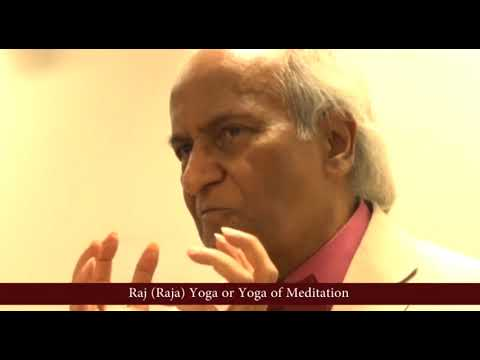 Raj (Raja) Yoga or Yoga of Meditation | Jay Lakhani | Hindu Academy