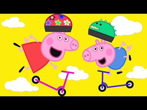 Peppa Pig Full Episodes | Season 8 | Compilation 97 | Kids Video