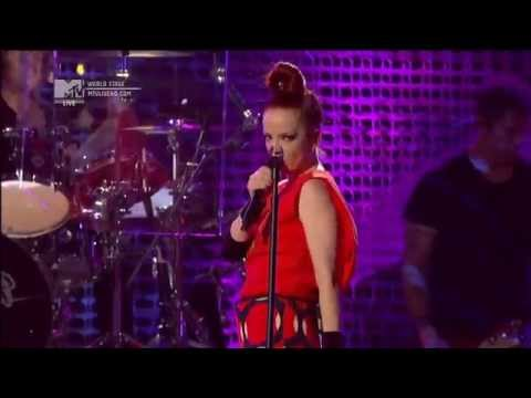 Garbage - Queer - MTV World Stage Monterrey 2012...