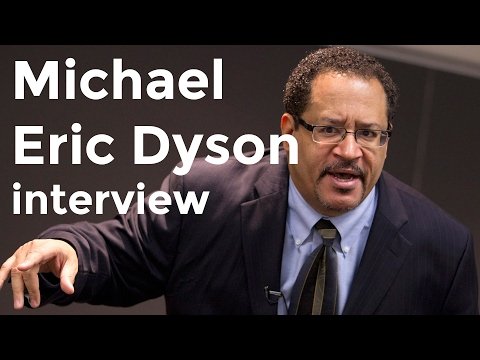 Michael Eric Dyson interview on Charlie Rose (1996)