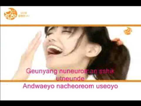 SNSD - HaHaHa Song Lyrics (romanization)