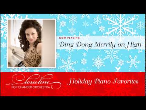Lori Line - Holiday Piano Favorites [Full Album]