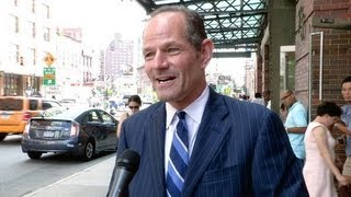 Eliot Spitzer Interview: Past Sins and Future Political Plans