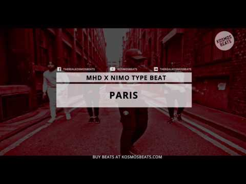 "MHD x Nimo x Soolking - ""Paris"" [Type Beat] Prod by Kosmos Beats"
