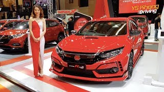 Malaysia Autoshow 2019: See it Now - Honda Type R Mugen Concept | YS Khong Driving