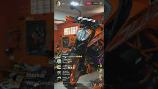 #245 Duke 390 Shorts   Status Update   KTM WhatsApp Instagram   125 200 250 adventure