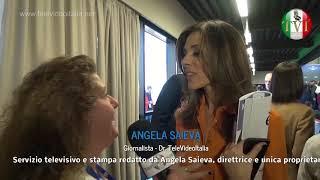 TeleVideoItalia.de - Intervista a Emma D'Aquino