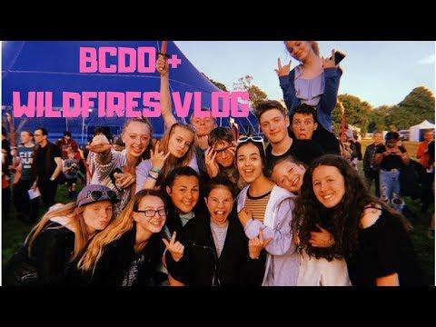 BCDO vlog + Wildfires | Connie Melita