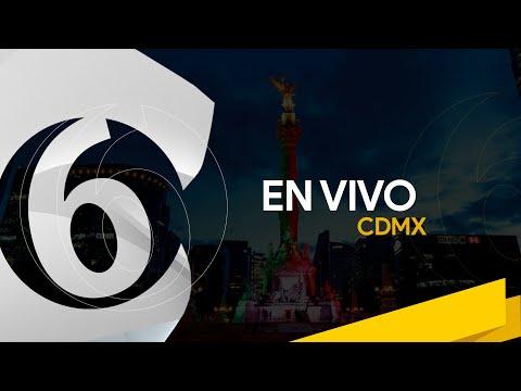 Telediario por Canal 6 en vivo