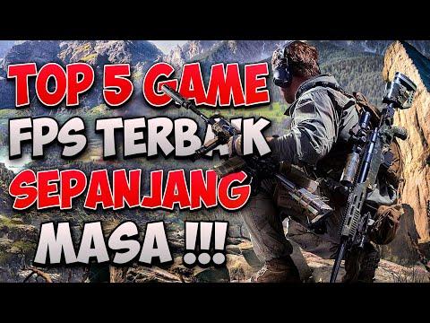 Top 5 Games FPS Android Terbaik Sepanjang Masa - Games Tembak Tembakan Grafik HD Offline/Online 2019 - 동영상
