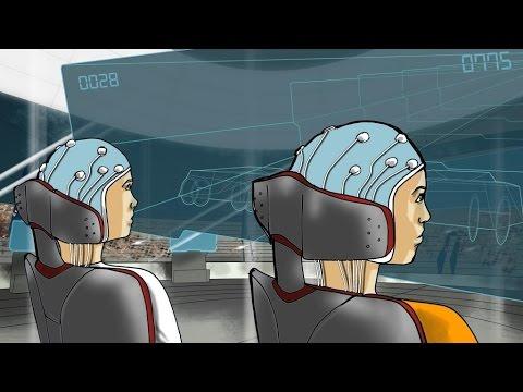 Cybathlon BCI Race first concept video