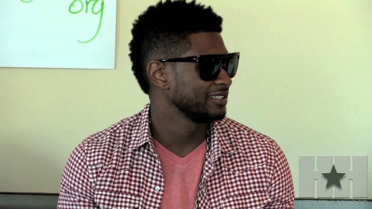 Usher's Words Of Wisdom For The New Look Foundation ...