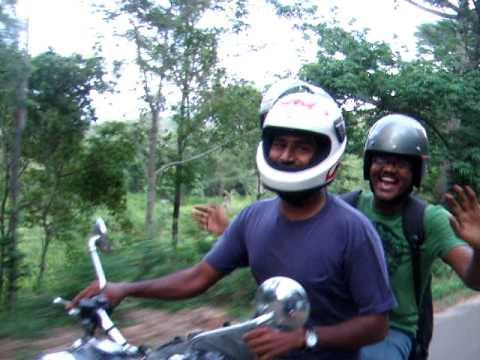 Download Ajitson Maruthu Hari and Venkat on a bike