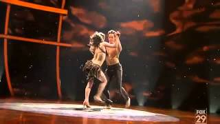 Magalenha (Samba) - Kathryn and Ryan