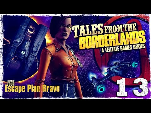 Смотреть прохождение игры Tales From The Borderlands. #13: Не совсем по плану.