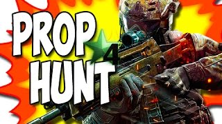 call of duty 4 prop hunt funny moments the best spot ever is back 24