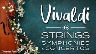 Vivaldi | Strings Symphonies \u0026 Concertos