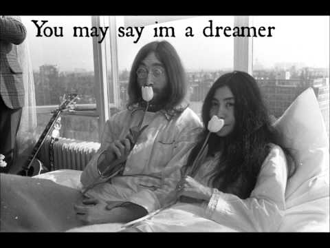 Imagine-The Beatles-Karaoke Taller JEC Boston College