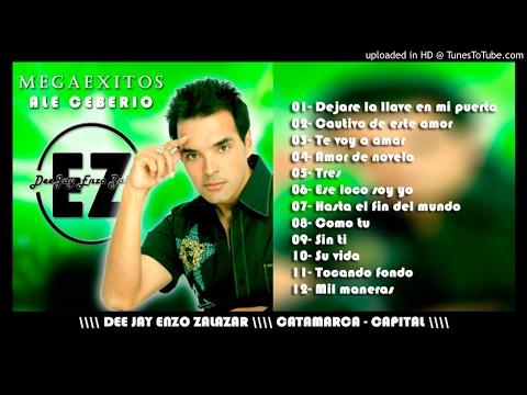 ► ALE CEBERIO ★ MEGA EXITOS ★ (DEE JAY ENZO ZALAZAR) ♣