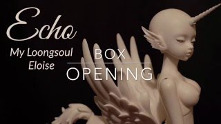 I open the box of Echo, my Loongsoul Eloise unicorn, and tell you a...