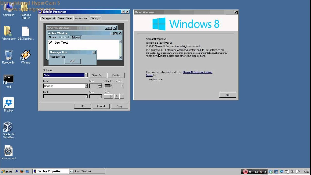 Windows Xp Keeps Running As Old Theme 39
