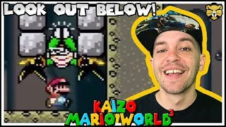 Just A Little Cheese! Kaizo Mario World 3 Part 9