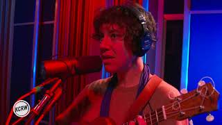 """Tune-Yards performing """"ABC 123"""" Live on KCRW"""