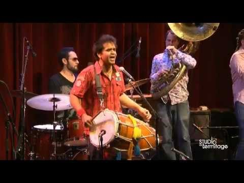 Red Baraat in Paris
