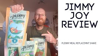 Jimmy Joy Review | Plenny Shake Unboxing/Initial Review