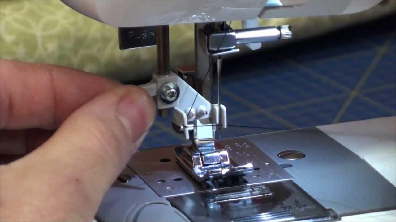 Enhebradores Automáticos de Máquinas de Coser - YouTube