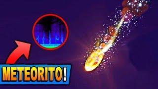 NUEVO EASTER EGG de EL METEORITO! Fortnite: Battle Royale (NUEVA ACTUALIZACIÓN)