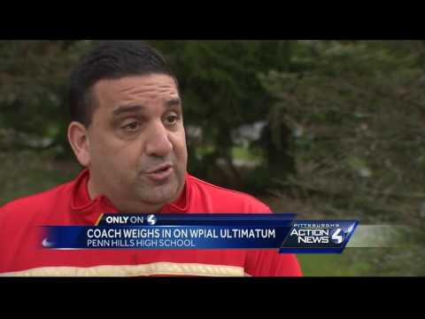 Penn Hills coach breaks silence about WPIAL ultimatum