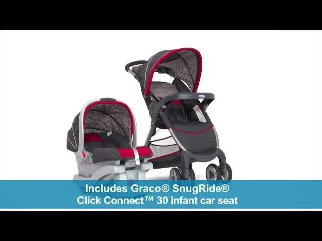 Graco+Fast+Action+Fold+Click+Connect+Travel+System