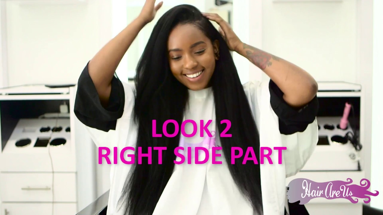 How To Install A 3 Part Sew In Tutorial