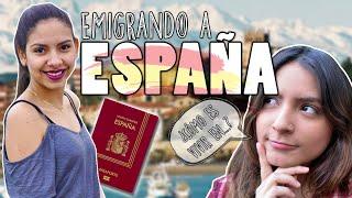 ¿CÓMO ES VIVIR EN ESPAÑA? ft VEROcomoyo ✿ Je Suis Ela