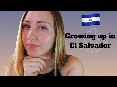 Why I am thankful I was raised in El Salvador🇸🇻