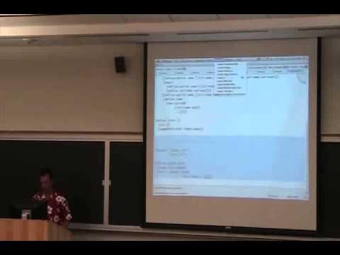 Racketcon 2012: Matthew Flatt - Tutorial: Building Languages in Racket