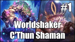 [Hearthstone] Worldshaker C