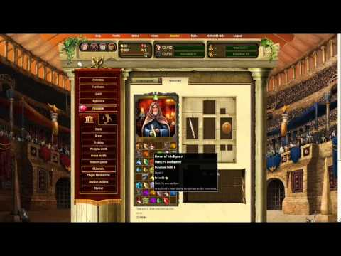 Matt's Gladiatus Part 1- Kill The Rat!
