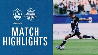 HIGHLIGHTS: LA Galaxy vs. Toronto FC | Feb. 15, 2020