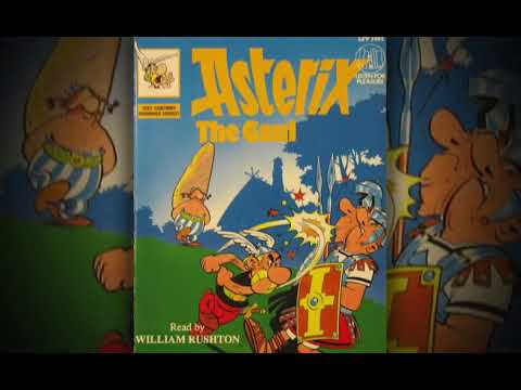 Asterix The Gaul Audiobook read by William Rushton