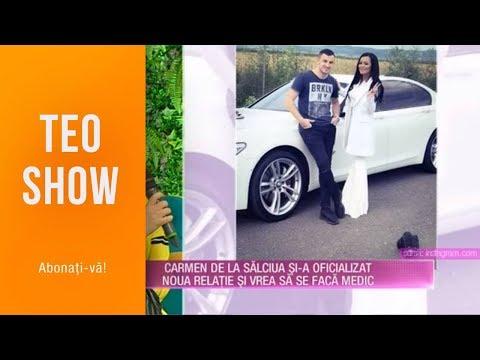 Teo Show (07.05.2019) - Carmen de la Salciua si-a oficializat noua relatie si vrea sa se faca medic!