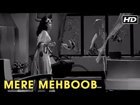 Mere Mehboob Full Video Song (Version 2) | Mr. X In Bombay Songs 1964 | Kishore Kumar Hits